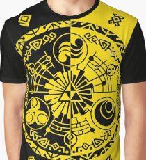 Zelda Historia Graphic T-Shirt