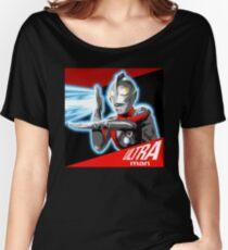 """""""ULTRAMAN"""" Women's Relaxed Fit T-Shirt"""