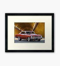 1966 Chevrolet Nova II Framed Print