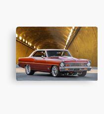 1966 Chevrolet Nova II Metal Print