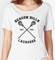 Beacon Hills Lacrosse - Teen Wolf! Women's Relaxed Fit T-Shirt