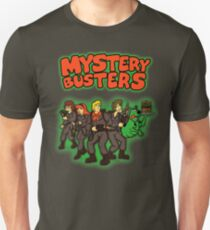 Mystery Busters (by Andriu and Legendary Phoenix) T-Shirt