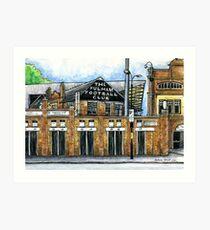 Fulham Football Club Art Print