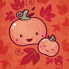 Fall Frolic (in orange) by littleclyde