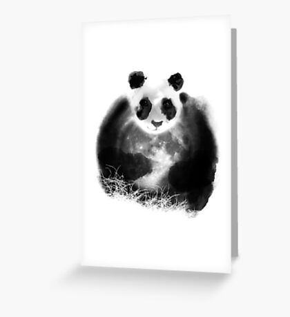 moon catcher Greeting Card