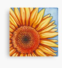 """A Little Sunshine"" Canvas Print"