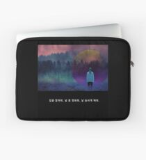LIE - BTS Laptop Sleeve