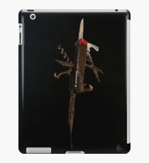 Chocolaty Swiss Knife iPad Case/Skin