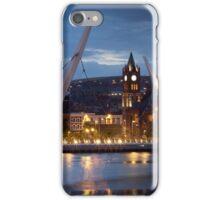 The Peace Bridge - Derry City iPhone Case/Skin