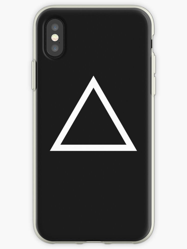 Fire Alchemy Symbol Iphone Cases Covers By 22channel42 Redbubble