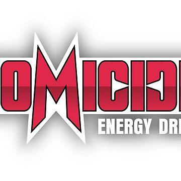 Silicon Valley Homicide Energy Drink by minty-fresh15