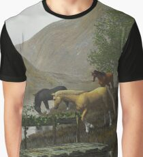 Equine Vale Graphic T-Shirt