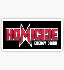 Silicon Valley Homicide Energy Drink Sticker