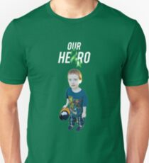 Our Hero - Cerebral Palsy Awareness Unisex T-Shirt