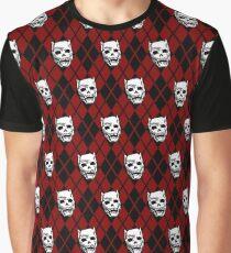 Killer Queen (Maroon) Graphic T-Shirt