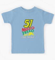 51 MELLO YELLO - DAYS OF THUNDER - TOM CRUISE Kids Tee