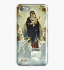 Regina Angelorum  iPhone Case/Skin