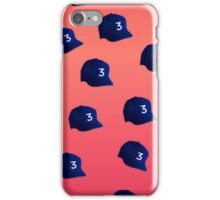 Chance the rapper - 3 iPhone Case/Skin