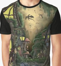 Dawn of the Dragons Graphic T-Shirt