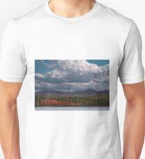 Lake Chocorua in Autumn T-Shirt
