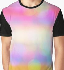 Abstract blurred background Graphic T-Shirt