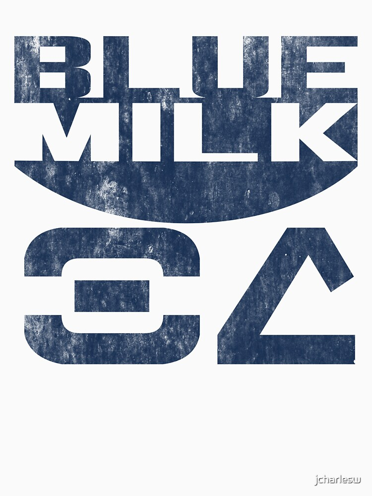 Blue Milk by jcharlesw
