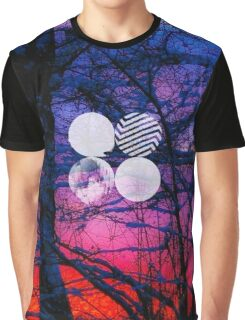 BTS- Wings Trees Graphic T-Shirt