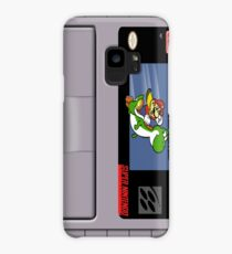 Super Mario World Cartridge Galaxy Case Case/Skin for Samsung Galaxy