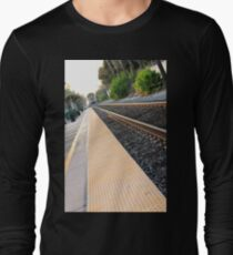 Ventura Train Station Long Sleeve T-Shirt