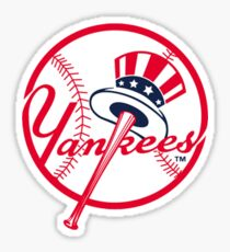 New York Yankees Logo Sticker