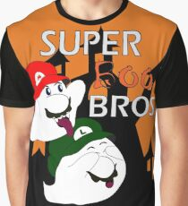 Super Boo Bros Graphic T-Shirt