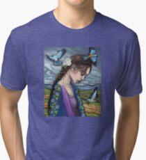 Adar Rhiannon Tri-blend T-Shirt