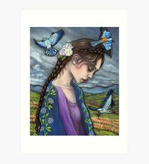 Adar Rhiannon Art Print