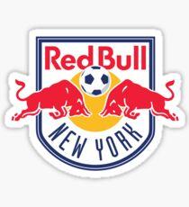 New York Red Bulls Logo Sticker