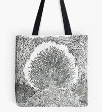 the arch (digital landscapes) Tote Bag