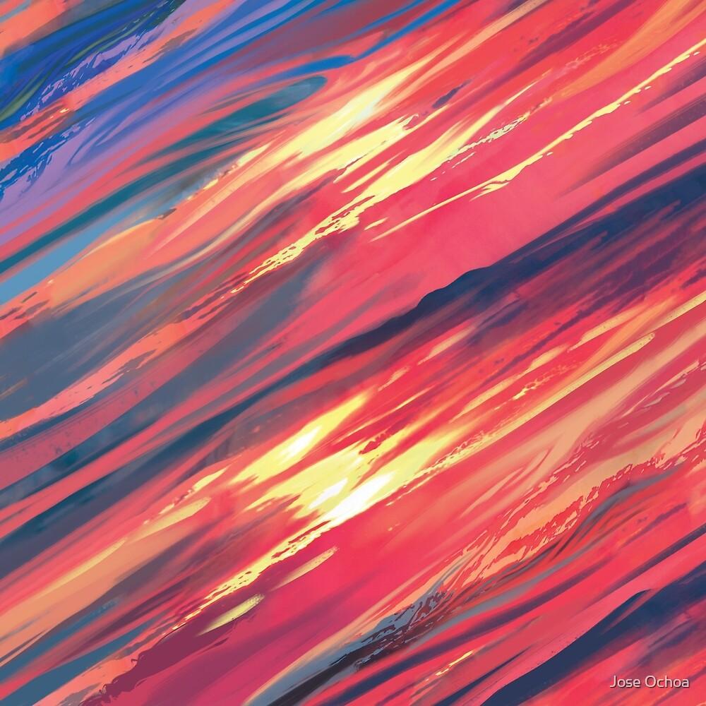 Fire by Jose Ochoa