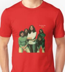 The Guess Who Carl Dixon Bachman Cummings 2  T-Shirt