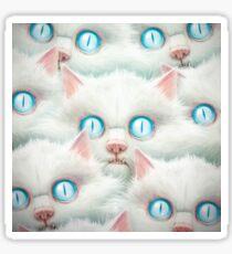 Kittehz I Sticker