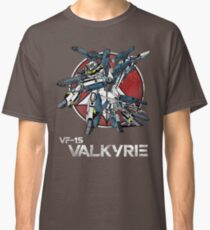 Vintage Skull Squadron Classic T-Shirt