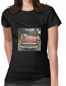 The Guess Who Carl Dixon Bachman Cummings 7 Womens Fitted T-Shirt