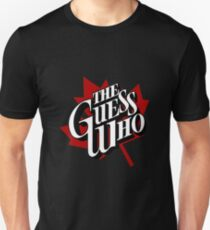 The Guess Who Carl Dixon Bachman Cummings 10 T-Shirt