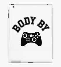 Body By Video Games iPad Case/Skin