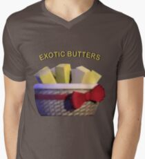Basket of Exotic Butters T-Shirt