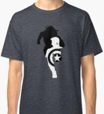 Winter Soldier & Cap Classic T-Shirt