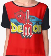 Dodge Demon Chiffon Top