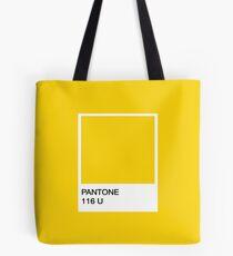 PANTONE Yellow Tote Bag