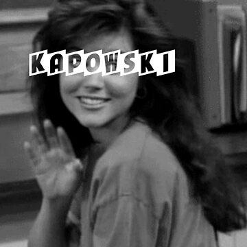 Kelly Kapowski by RosieAEGordon