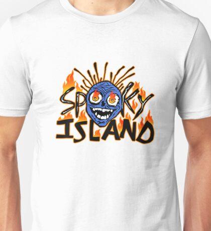 scary isle Unisex T-Shirt