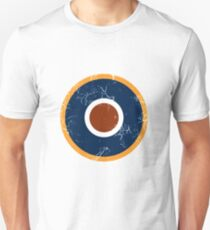 Military Roundels - Royal Air Force - RAF Type C1 T-Shirt