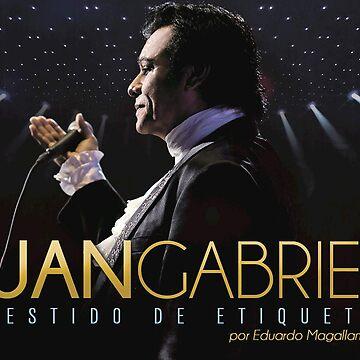 Juan Gabriel Tour 2016 by gudel